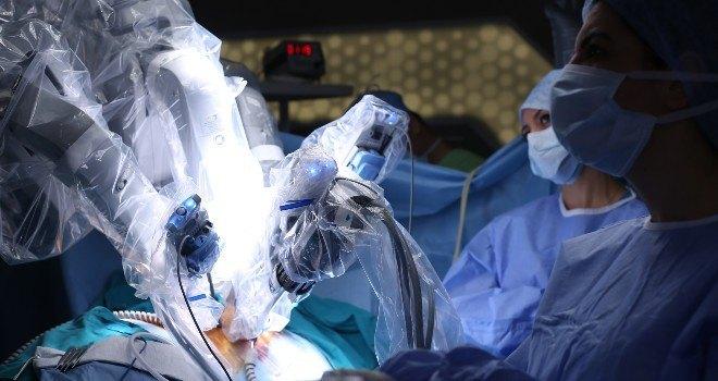 robotic surgery melbourne